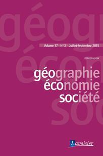 Géographie, économie, société