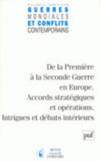 Guerres mondiales et conflits contemporains 2005/4