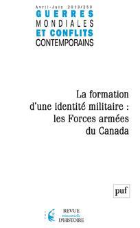 Guerres mondiales et conflits contemporains 2013/2