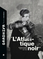 couverture de « L'Atlantique Noir » de Nancy Cunard‎.