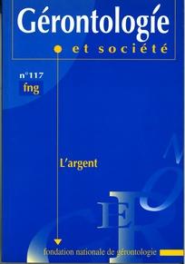 Gérontologie et société 2006/2