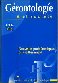 Gérontologie et société 2007/4