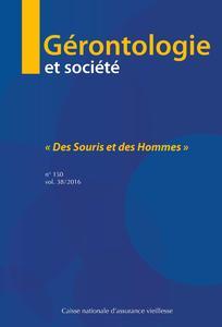 Gérontologie et société