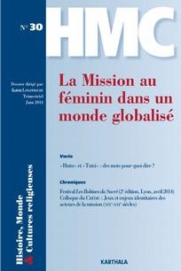 Histoire, monde et cultures religieuses 2014/2