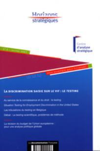 Horizons stratégiques 2007/3
