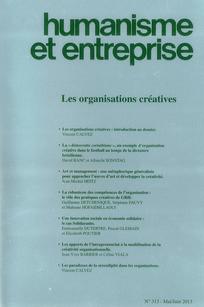 Humanisme et Entreprise 2013/3