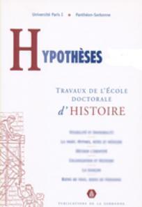 Hypothèses 1999/1