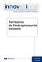 couverture de Territoires de l'entrepreneuriat innovant