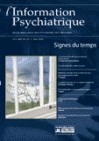 revue l information psychiatrique  page