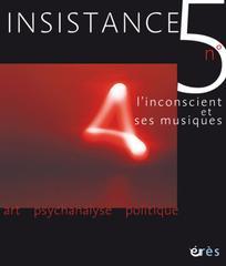 Insistance 2011/1