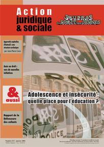Journal du droit des jeunes 2002/1