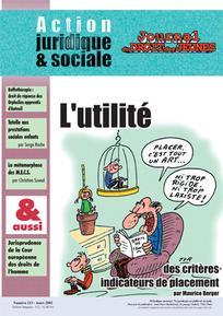 Journal du droit des jeunes 2002/3
