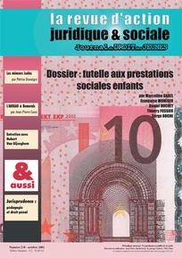 Journal du droit des jeunes 2002/8