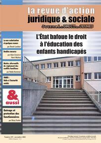 Journal du droit des jeunes 2002/9