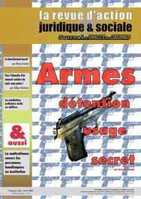 Journal du droit des jeunes 2003/4