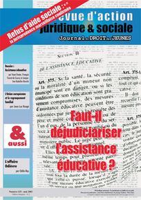 Journal du droit des jeunes 2003/5