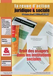 Journal du droit des jeunes 2003/6