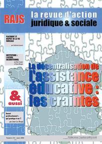 Journal du droit des jeunes 2004/3