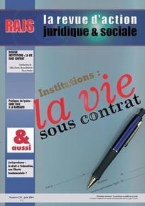 Journal du droit des jeunes 2004/6