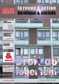 Journal du droit des jeunes 2004/8