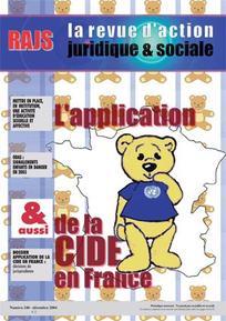 Journal du droit des jeunes 2004/10
