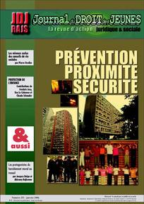 Journal du droit des jeunes 2006/1