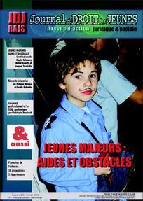 Journal du droit des jeunes 2006/2