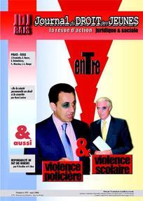 Journal du droit des jeunes 2006/5