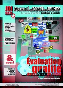 Journal du droit des jeunes 2006/8