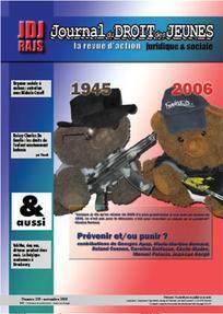 Journal du droit des jeunes 2006/9