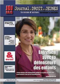 Journal du droit des jeunes 2007/3
