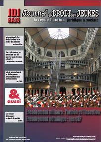 Journal du droit des jeunes 2007/4