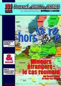 Journal du droit des jeunes 2007/9