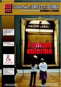 Journal du droit des jeunes 2008/1