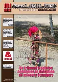 Journal du droit des jeunes 2008/2