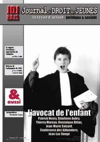 Journal du droit des jeunes 2008/5