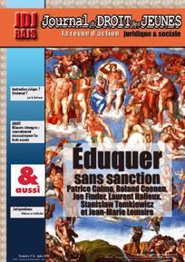 Journal du droit des jeunes 2008/6