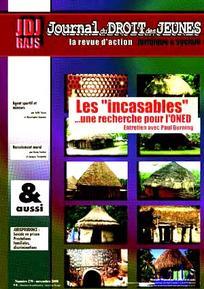 Journal du droit des jeunes 2008/9