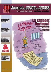 Journal du droit des jeunes 2009/1