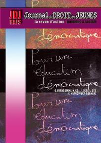 Journal du droit des jeunes 2009/2