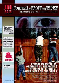 Journal du droit des jeunes 2009/4