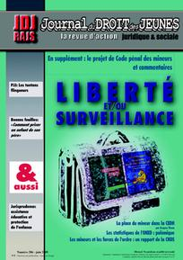 Journal du droit des jeunes 2009/6