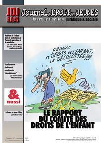 Journal du droit des jeunes 2009/7