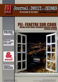 Journal du droit des jeunes 2009/10