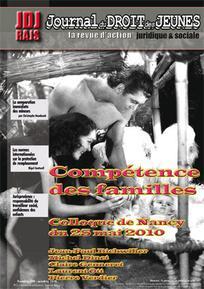 Journal du droit des jeunes 2010/8