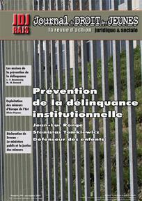 Journal du droit des jeunes 2010/9