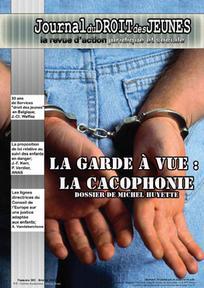 Journal du droit des jeunes 2011/2