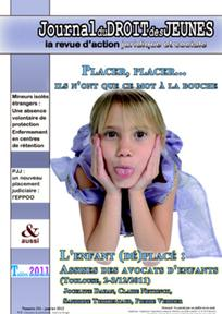 Journal du droit des jeunes 2012/1