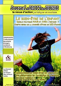 Journal du droit des jeunes 2012/2
