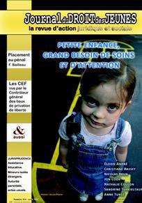 Journal du droit des jeunes 2012/4